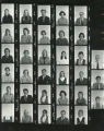 Academic Staff 1972 - Contact sheet C