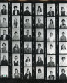 Academic Staff 1972 - Contact sheet B