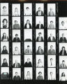 Academic Staff 1972 - Contact sheet J