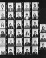 Academic Staff 1972 - Contact sheet E