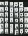 Academic Staff 1972 - Contact sheet D