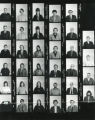 Academic Staff 1972 - Contact sheet H