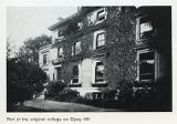 Booklet marking 50 years of Gipsy Hill 1917-1967 - Part of the original college on Gipsy Hill