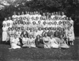 Envelope (formal groups) - Students and staff, Summer 1938