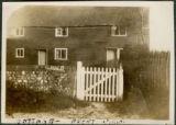Black card (Miss Pugh's farm) - The Cottage, Stockbury 1924
