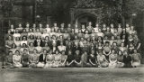 Official group photo - students and staff, Summer 1946