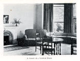 Prospectus c.1922-23 - A corner of a Common Room