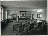 Unlabelled sleeves & Loose photographs - Chemistry Lecture room, 1948