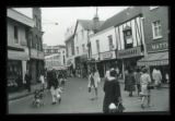 Unlabelled sleeves & Loose photographs - Contact Sheet - Kingston Marketplace (image 21 from Box 12 No 76)
