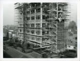 File: Tower Block construction - Tower block under construction