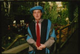 File: Science Graduation - Contact sheet - Honorary degree recipients (image 23 from Box labelled Graduation Ceremonies and Awards; No 4)