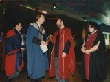 File: Miscellaneous Graduations undated - Academics - names unknown