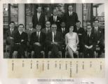File: Staff 1954-1970 and miscellaneous 1 - Department of Electrical Engineering, September 1966