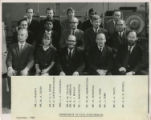 File: Staff 1954-1970 and miscellaneous 2 - Department of Civil Engineering, September 1968
