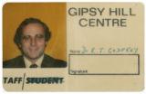 Blue Photo Album 1 - Dr. Robert J. Godfrey, Gipsy Hill Centre