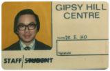 Blue Photo Album 1 - Dr. Edward Ho, Gipsy Hill Centre, School of Teacher Education and Music
