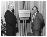 Town House Opening - Reg Bailey and Councillor John Bowis