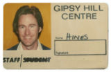 Blue Photo Album 2 - Mark Hines, Gipsy Hill Centre