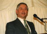 Opening of Kingston Bridge House - Robert Smith giving a speech