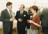 Unlabelled sleeves - Guests in a marquee