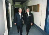 Roehampton Vale opening - Sir William Barlow and Robert Smith