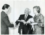 File: Mr. Fairclough and Mrs. Bidmead - Mr. and Mrs.(?) Fairclough